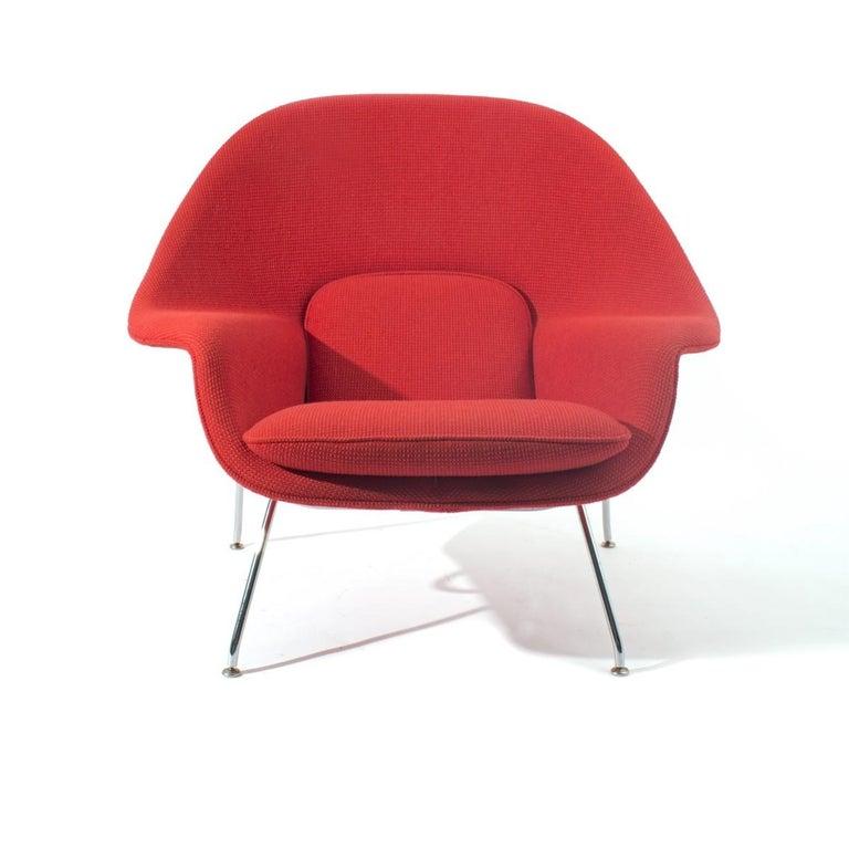 American Vintage Knoll Womb Chair by Eero Saarinen in COM For Sale