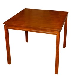 Vintage Wood Games Table Dunbar Style