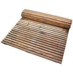 Vintage Wooden Conveyor Belt