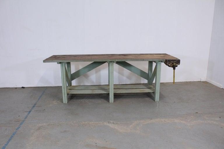 Vintage Workbench 96