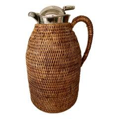 Vintage Xtra Ola Olsson Design Carafe Decanter Thermal Coffee Holder