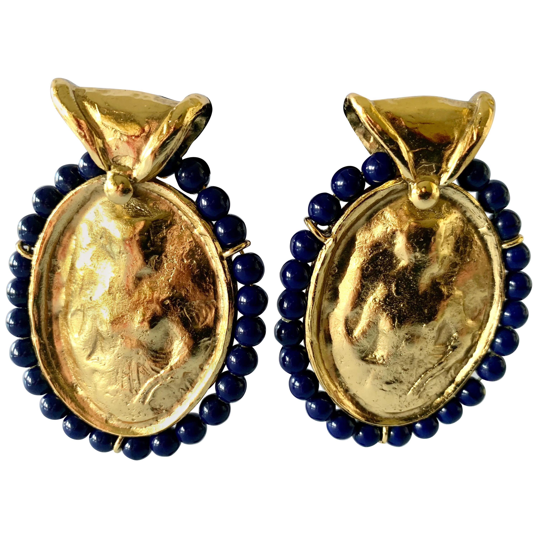 Russian Revival Earrings