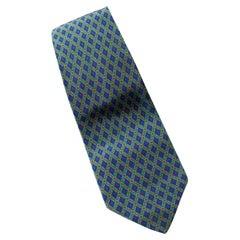 Vintage Yves Saint Laurent all-silk tie