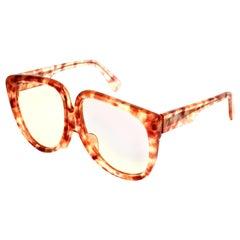 Vintage Yves Saint Laurent Large Sunglasses
