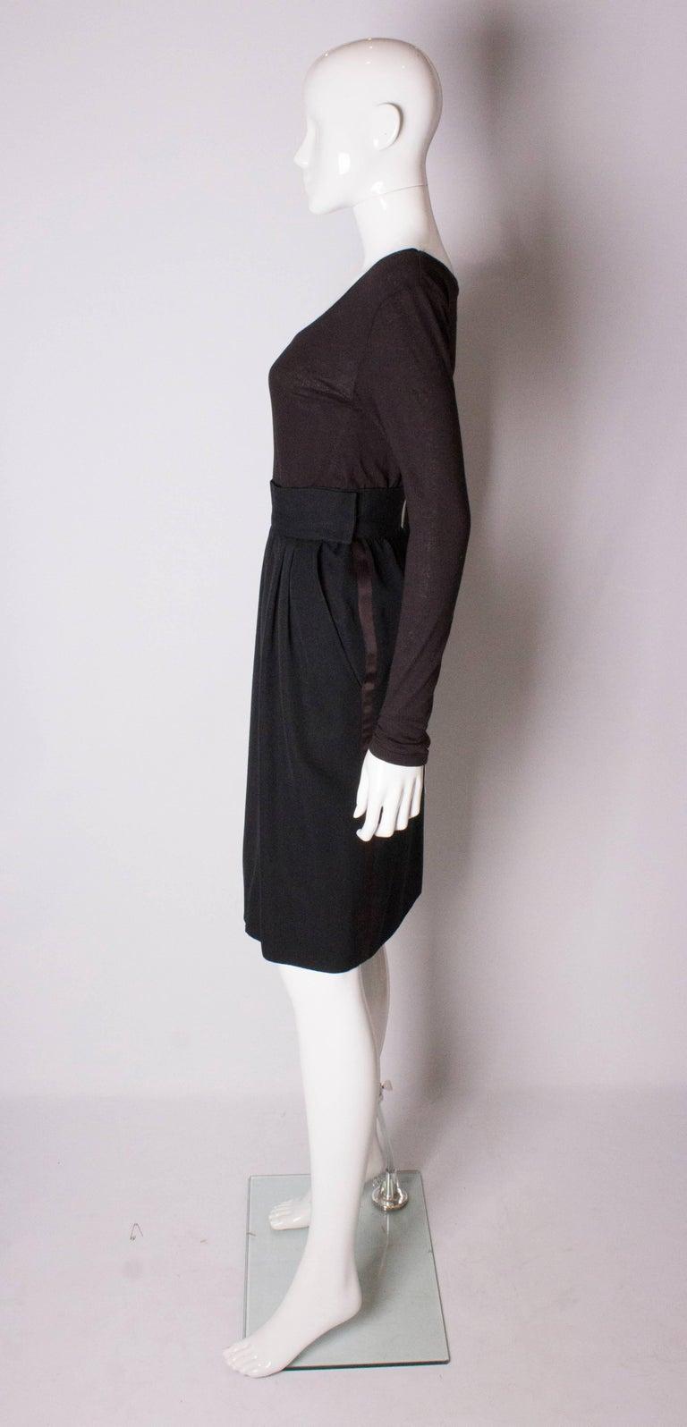 Women's  Vintage Yves Saint Laurent  Rive Gauche Le Smoking Skirt For Sale