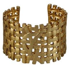 Yves Saint Laurent Modern Bracelets