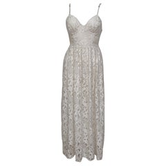 Vintage Zimmermann Embroidery Dress