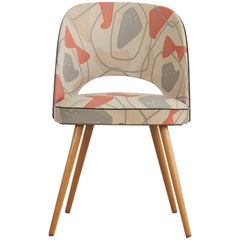 Vinyl Vintage Chair from the German, 1950s