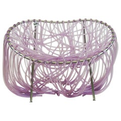 Violet Anemone Chair by Fernando and Humberto Campana for Edra, Italy, 2001