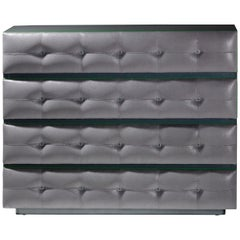 Violet Contemporary Chest of Drawers by Luísa Peixoto