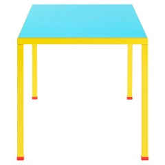 VIOLETTA Table by George J. Sowden by Post Design Collection/Memphis
