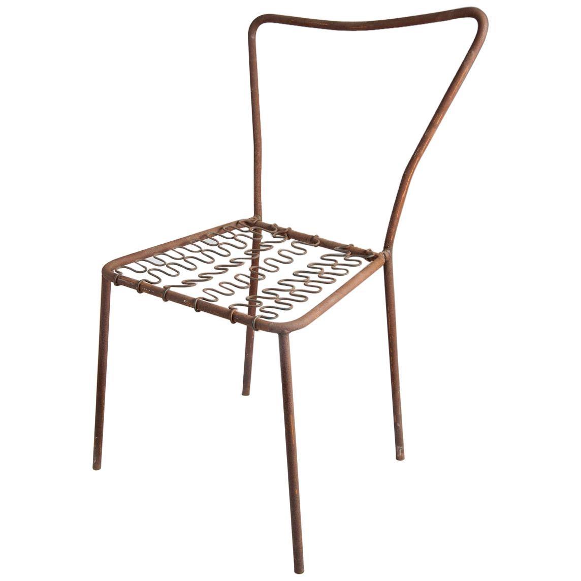 Viper Chair by Sema Topaloglu