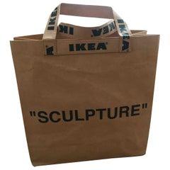 """""""Sculpture"""" Shopping Bag"""