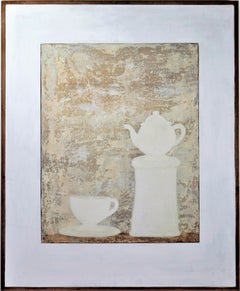 Buova Wotte (Still life with Tea Pot)