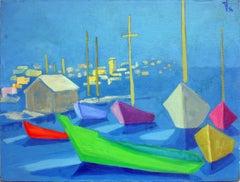 Modernist Boats Monterey