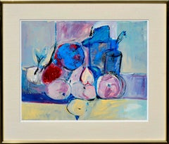Abstract Still Life by Virginia Sevier Rogers