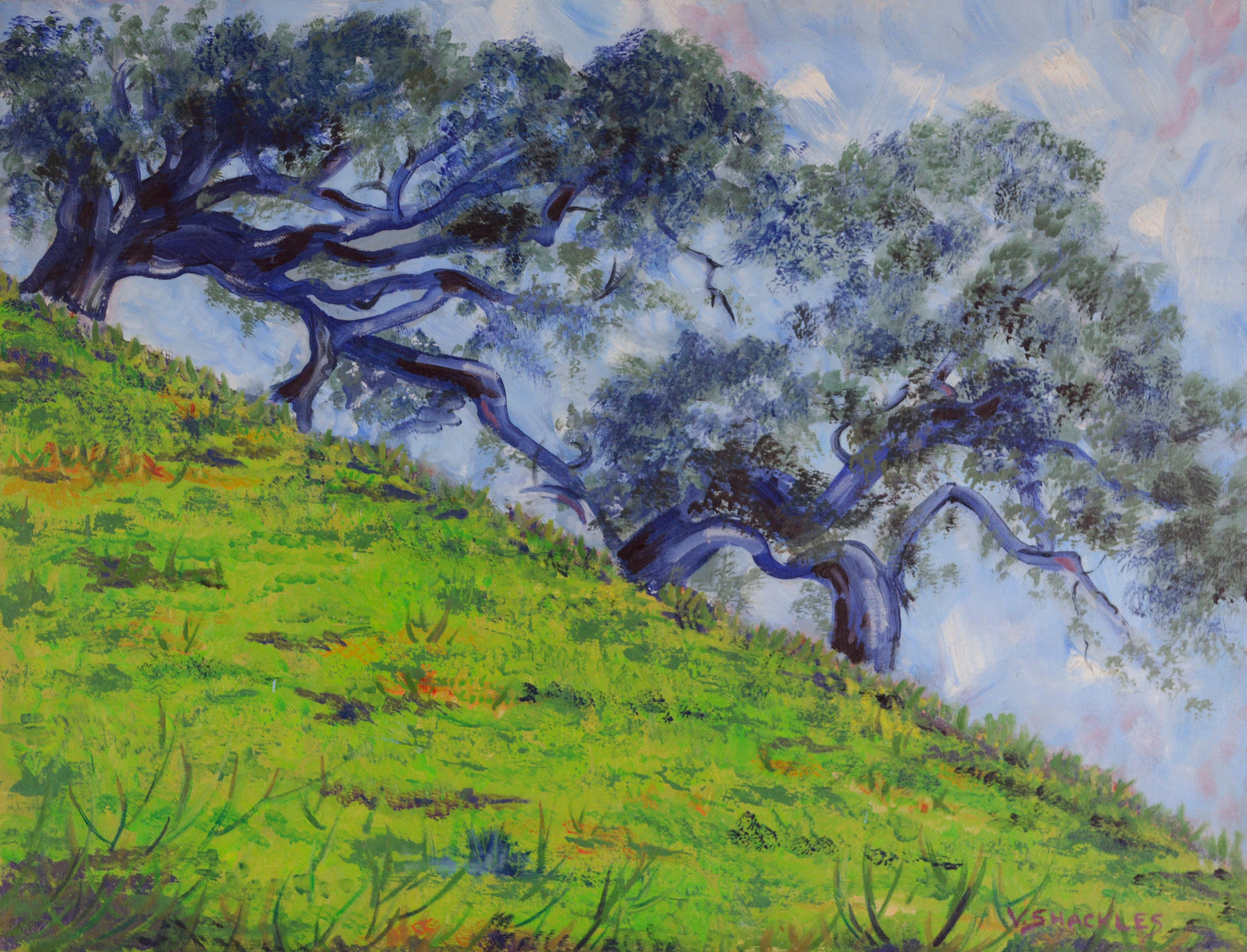 Two Trees, Monterey, California