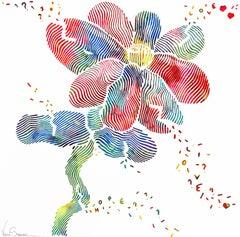 Flower Balloon Love Explosion