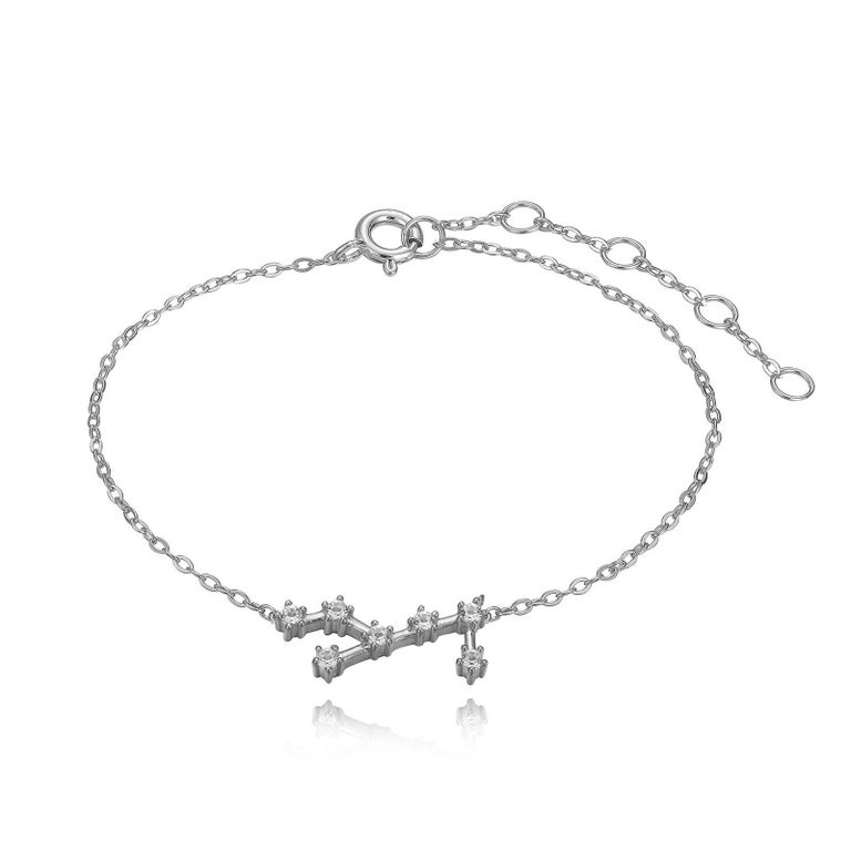 Modern Virgo Constellation Bracelet For Sale