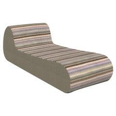 Virgola chaise longue