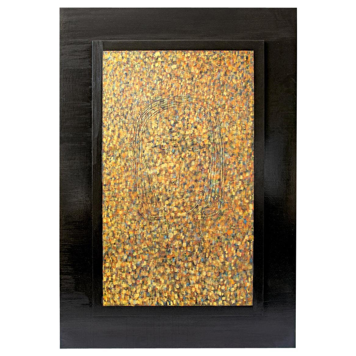 Visage Wall Panel by Giannella Ventura