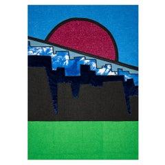 Visione Di Città Future Tapestry #13
