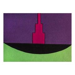 Visione Di Città Future Tapestry #6