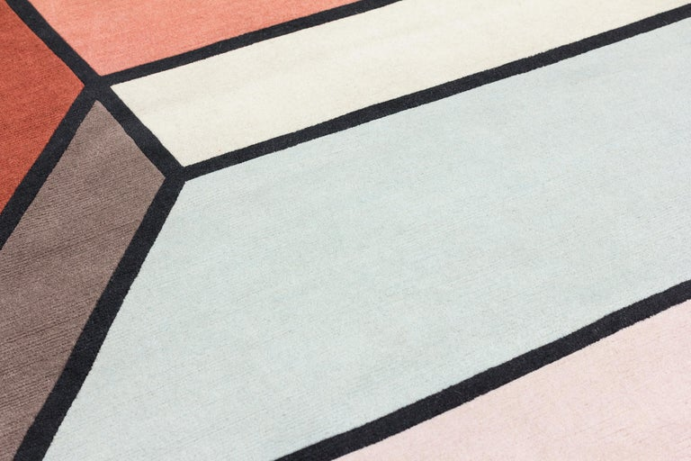 Visioni A Rug by Patricia Urquiola for CC-Tapis For Sale 2