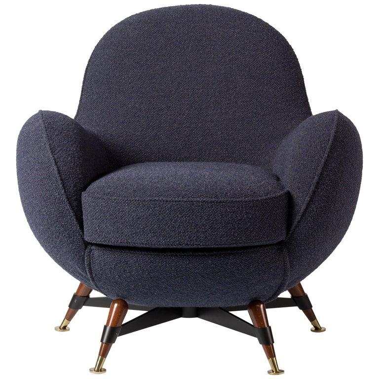 Visionnaire Mercury Anniversary Armchair For Sale