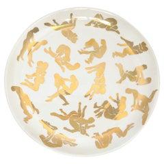 Viso Kamo Sutra Porcelain Plate V91