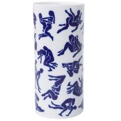 Viso Kamo Sutra Porcelain Vase V05