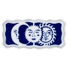 Viso Porcelain Tray Zodiac