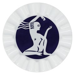 Viso Porcelain Zodiac Key Tray Scorpio