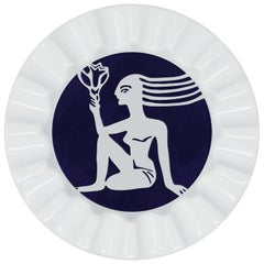 Viso Porcelain Zodiac Key Tray Virgo