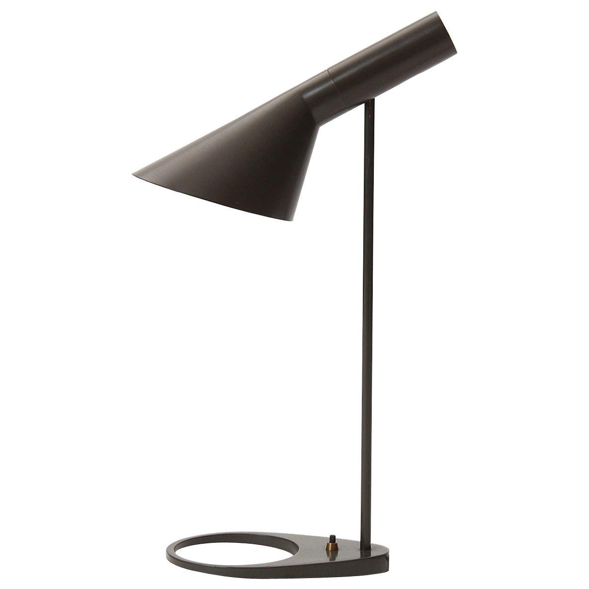 Visor Table Lamp by Arne Jacobsen