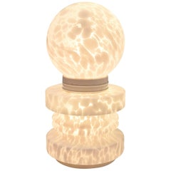 Vistosi Cumulus Murano Glass TOTEM Lamp