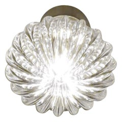 Vistosi Diamante Spotlight in Crystal by Barbara Maggiolo