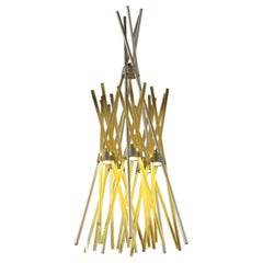 Vistosi LED Essence SP5 Chandelier by Atelier Oï