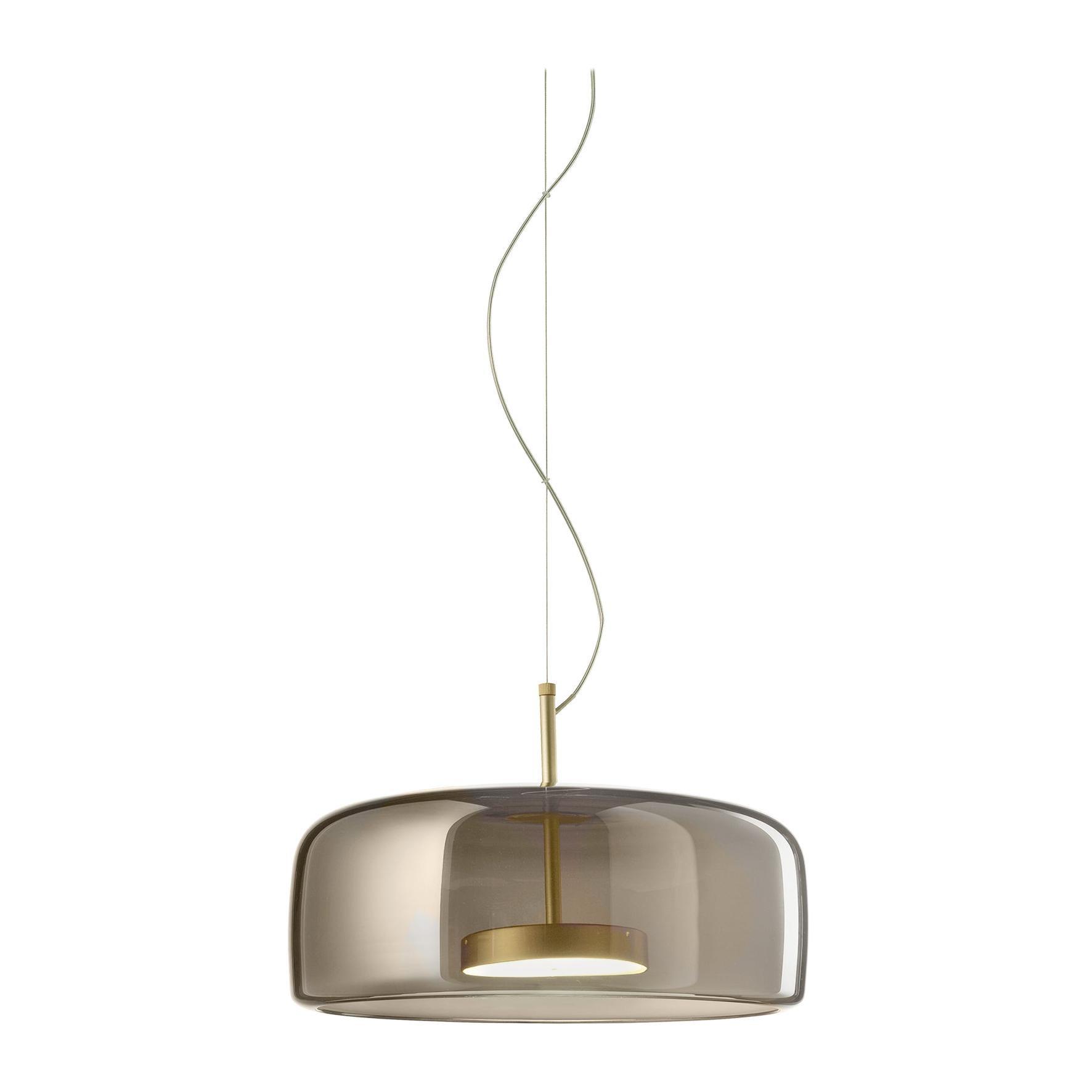 Vistosi LED Jube SP 1 G Suspension Light by Favaretto&Partners