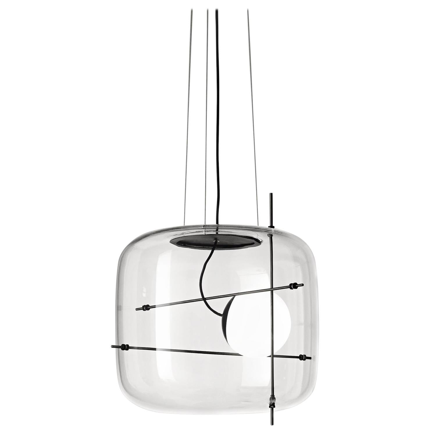 Vistosi LED Plot SP Suspension Light by Chiaramonte & Marin