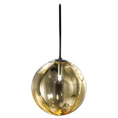 Vistosi Puppet SPP Pendant Light in Topaz by Romani Saccani