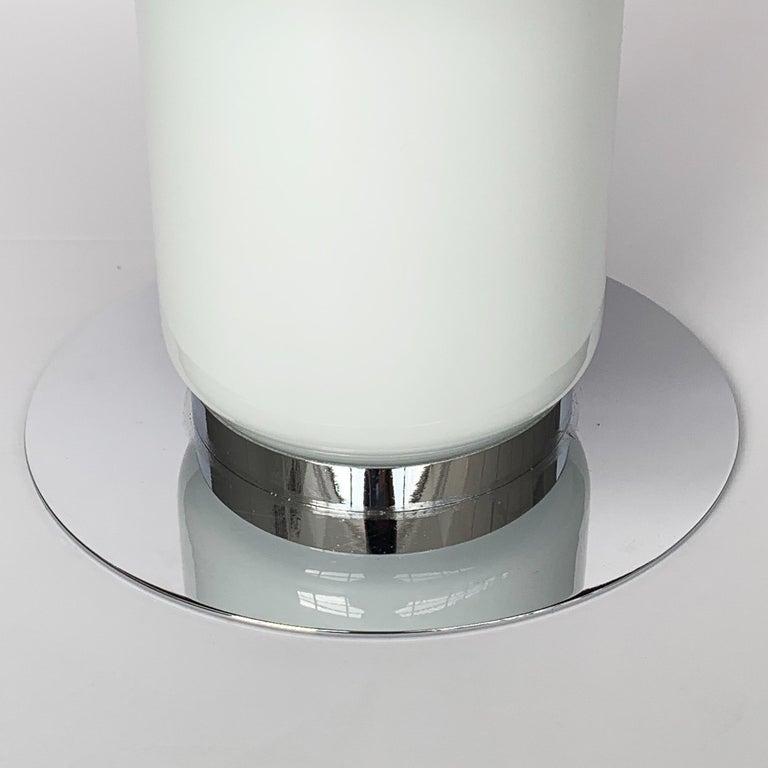 Vistosi Purple / Amethyst Mushroom Table Lamp For Sale 3