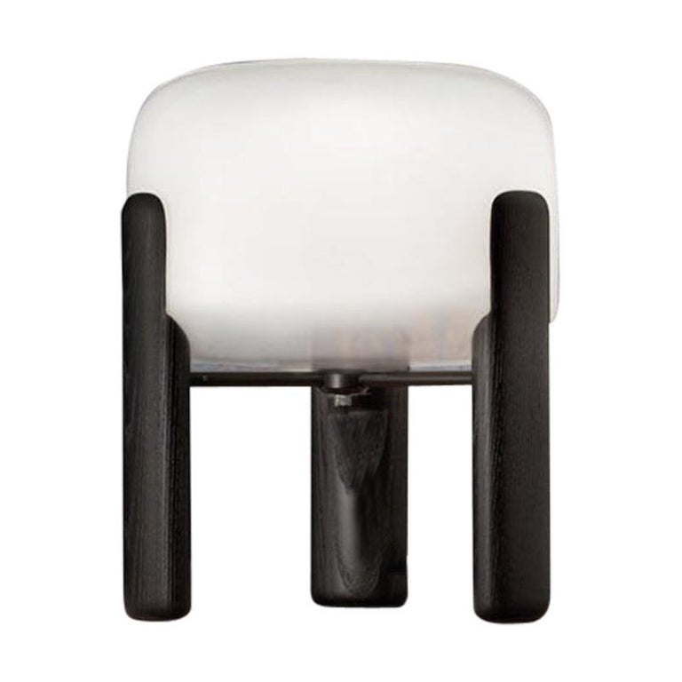 Vistosi Sata LT Table Lamp in White by Favaretto and Partners For Sale