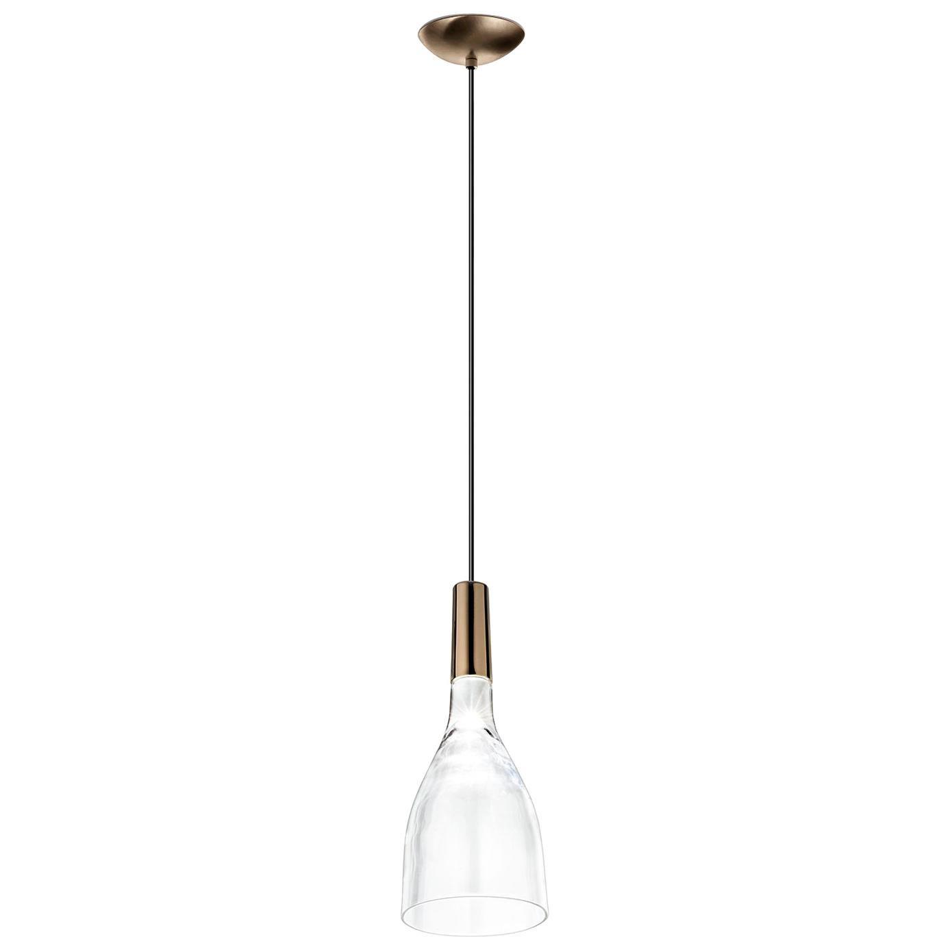 Vistosi Scintilla SP Suspension Light by Giovanni Barbato