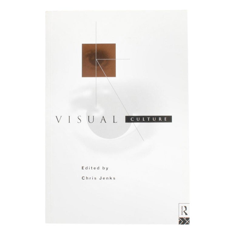 """Visual Culture,"" First Edition Book For Sale"