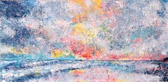 Cognizance ORIGINAL  abstract landscape painting