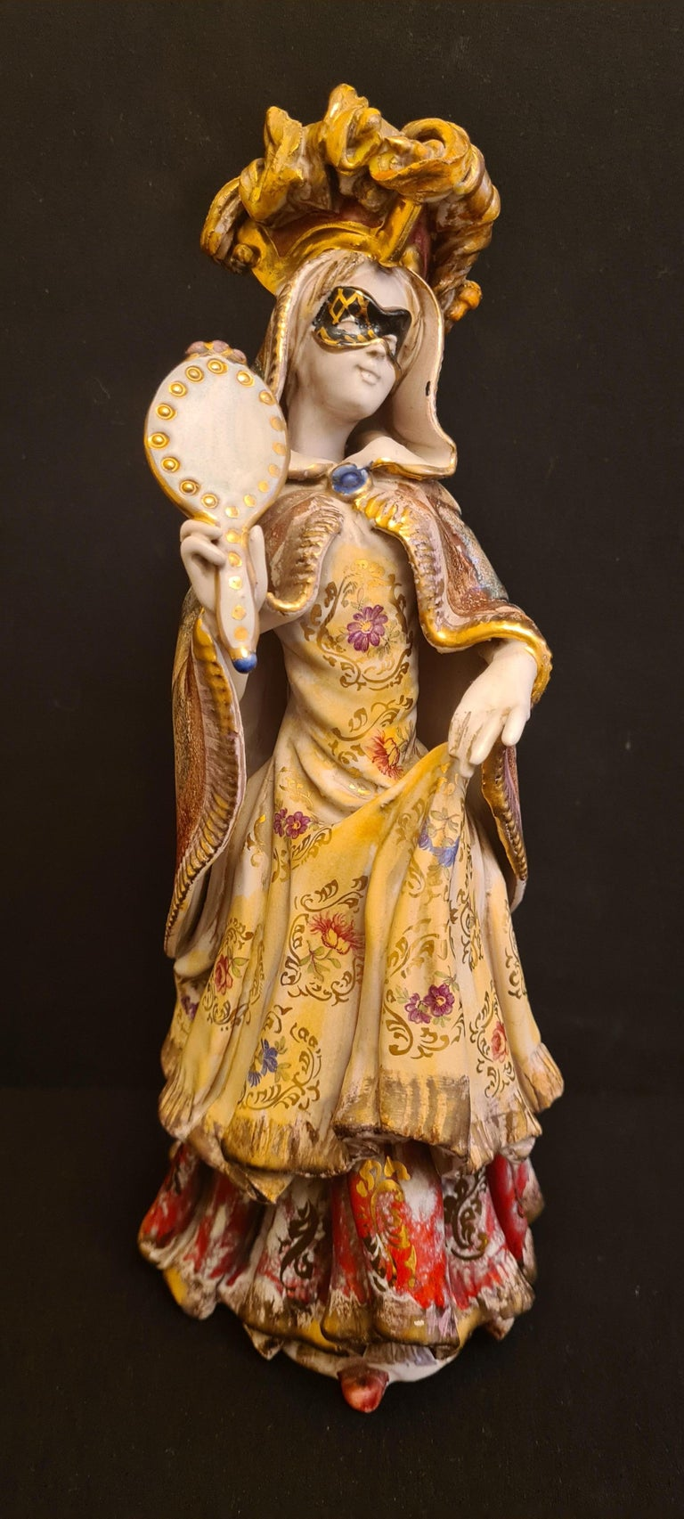 Vitange Italian Ceramic Sculptures Signed by Paolo Marioni For Sale 5