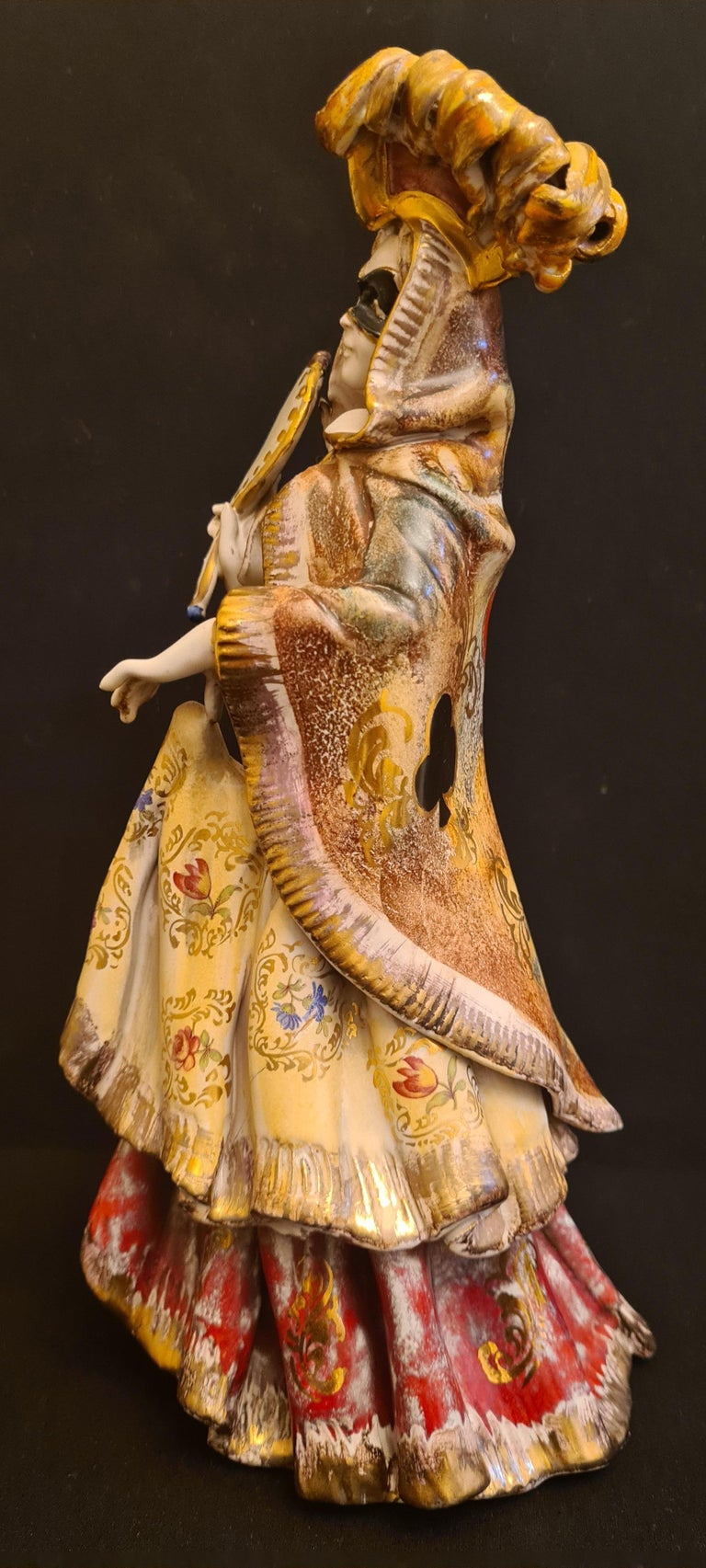 Vitange Italian Ceramic Sculptures Signed by Paolo Marioni For Sale 6