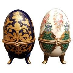 Vitange Italyan Ceramic Eggs