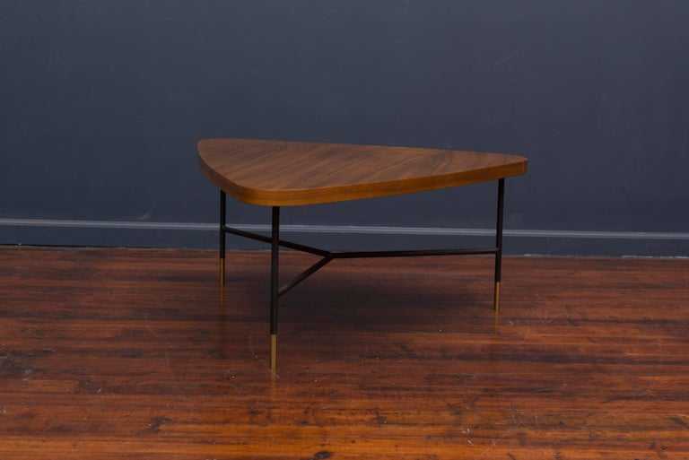 Mid-Century Modern Vito Latis Coffee Table for Singer & Son's For Sale